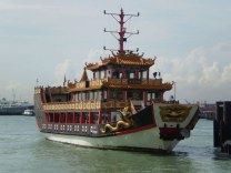 Admiral Cheng Ho Cruise Ship Singapore