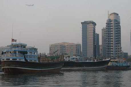 Air and sea transport Dubai Creek
