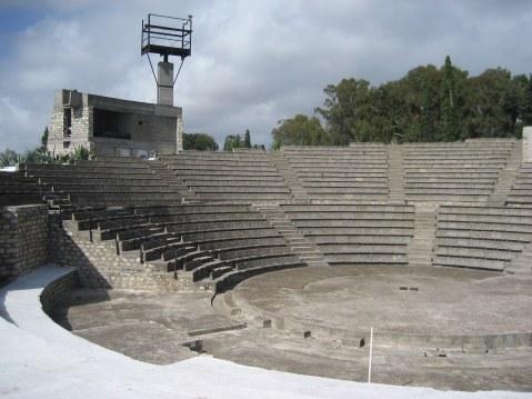 Amphitheatre Dar Sebastian Hammamet Tunisia