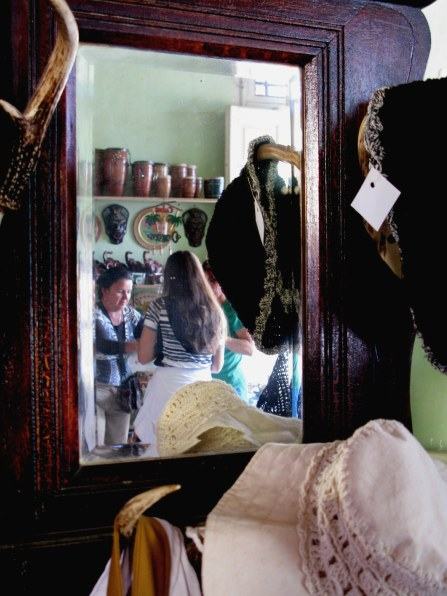 Artisan goods in shop of Trinidad de Cuba