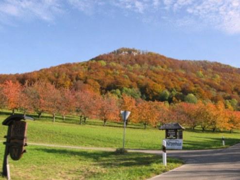 Autumn colours in Bavaria