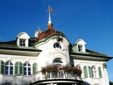 Balcony of Jagerhaus Hohenschwangau