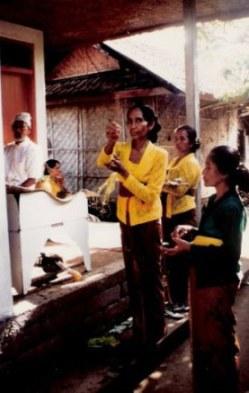 Bali village wedding sponsors