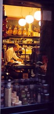 Bergamo Alta gourmet deli
