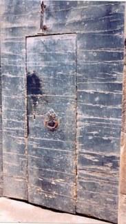Bergamo Alta solid door