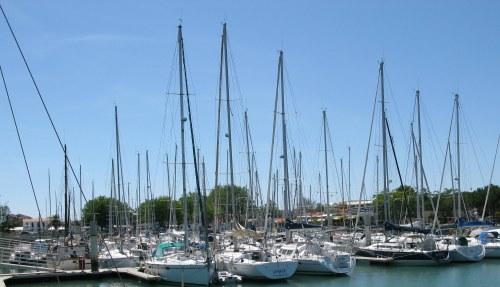 Boyardville Île d'Oléron marina