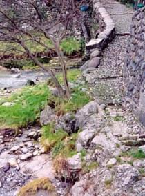 Brembilla valley lower path
