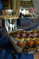Burj Al Arab Dubai afternoon tea cakes