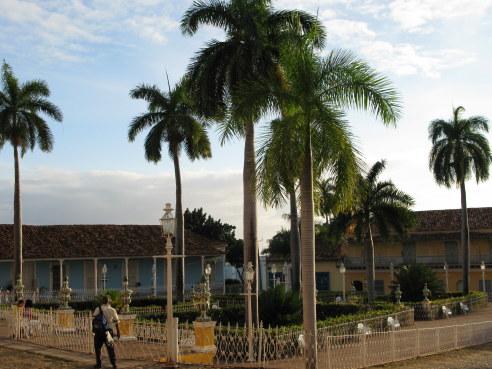 Central Square Plaza Mejor Trinidad de Cuba