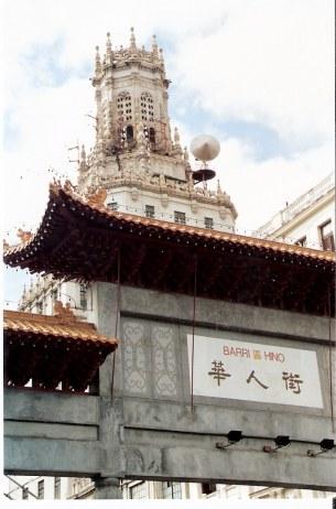 Chinatown - Barrio Chino Havana