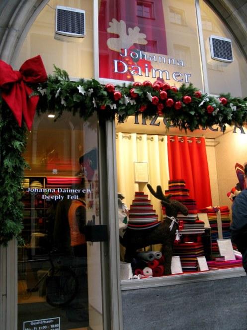 Deep Felt shop Munich