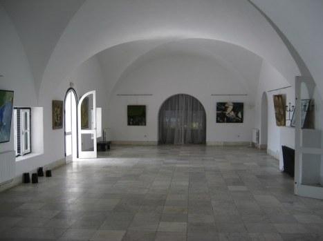 Arched living room Dar Sebastian Hammamet Tunisia