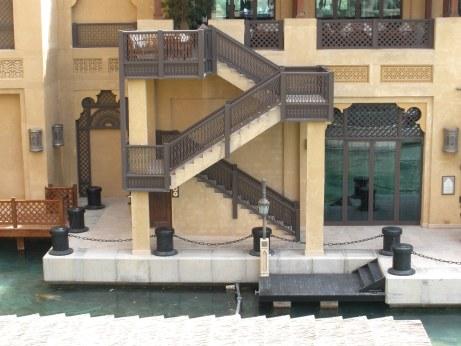 Dubai Madinat Jumeirah Landing stage