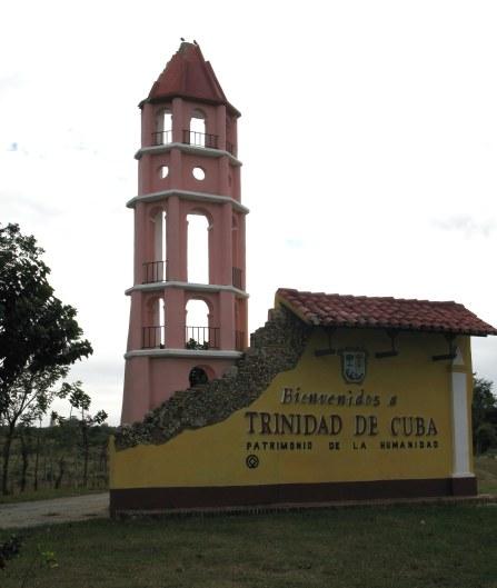 Gateway to Trinidad de Cuba