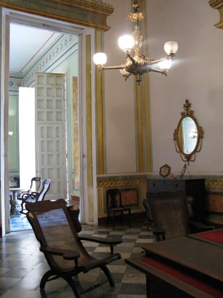 Grand rooms Palacio Cantero Trinidad de Cuba