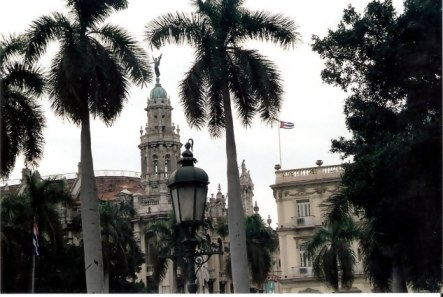 Havana Angel On Tower  HabanaViejo