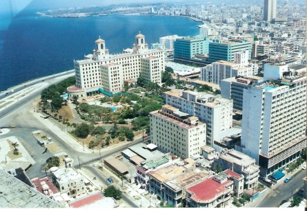 Havana-Bay-and-Malecon-with-Hotel-Nacional