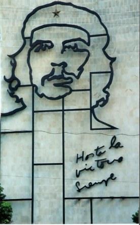 Havana Che Guevara Plaza de la Revolución