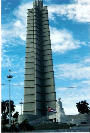 Havana Jose Marti Memorial - Plaza de la Revolución (Revolution Square)