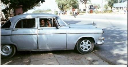 Havana-classic-car-proud-driver