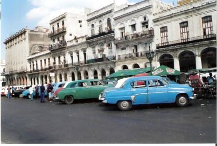 Havana-taxi-rank
