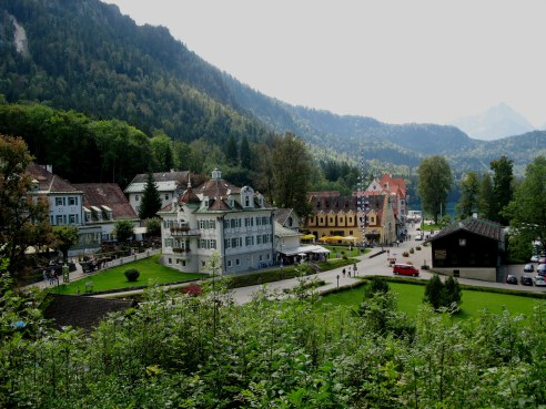 Hohenschwangau Bavaria