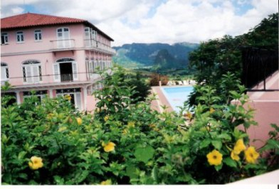 Horizontes Los Jazmines Hotel Pinar in the Viñales valley - Cuba