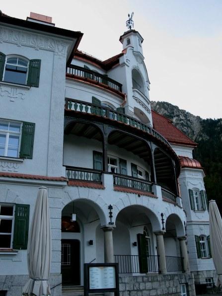Hotel Alpenrose am See in Hohenschwangau Bavaria