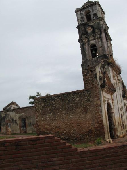 Iglesia Santa Ana Trinidad de Cuba