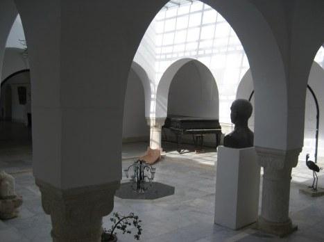 Inner Courtyard Dar Sebastian Hammamet Tunisia