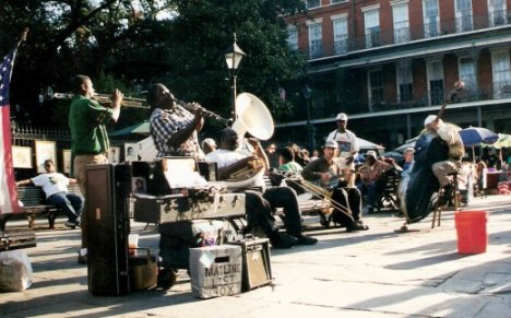 Jackson Square All Stars New Orleans