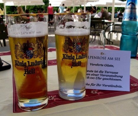 King Ludwig's Light beer