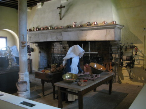 Kitchen Hospices de Beaune