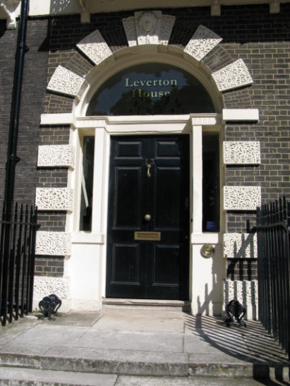 Leverton House Bedford Square London
