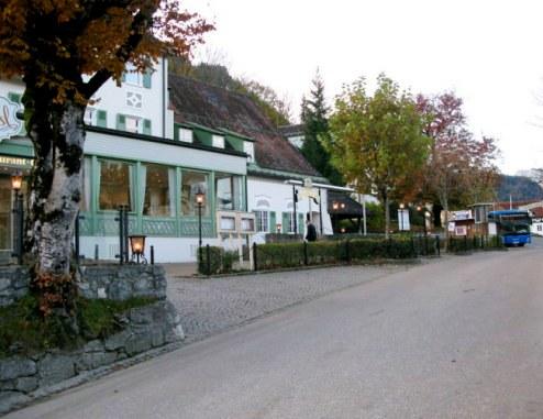 Lisl Hotel Entrance Hohenschwangau
