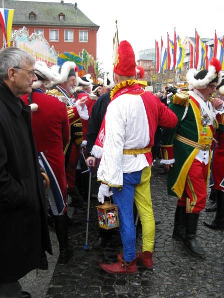 Mainz Carnival Sunday Bajass jester