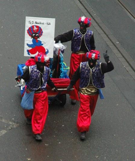 Mainz Fastnacht Ali Baba costumes