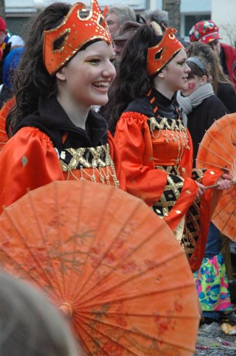 Mainz Fastnacht oriental costumes