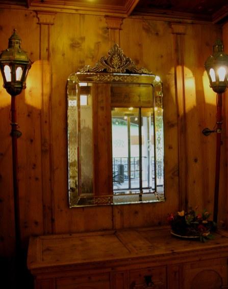 Mirror Hotel Müller Hohenschwangau Bavaria