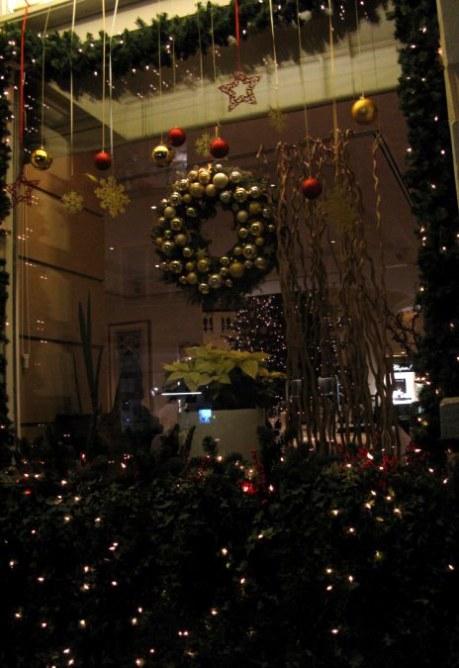 Munich Christmas Market Christmas window