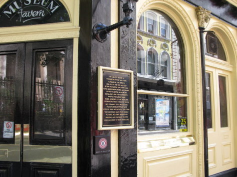Museum Tavern Bloomsbury London