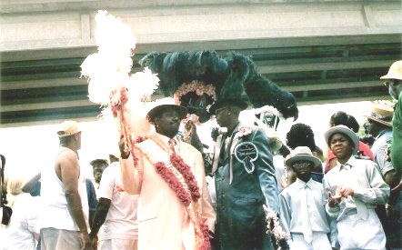 New Orleans Indians Jazz Funeral New Orleans