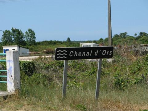 Île d'Oléron Ors oyster channel
