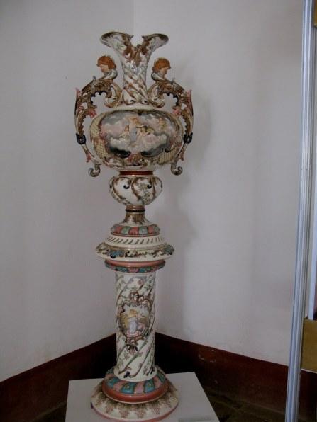 Ornament in Palacio Cantero Trinidad de Cuba