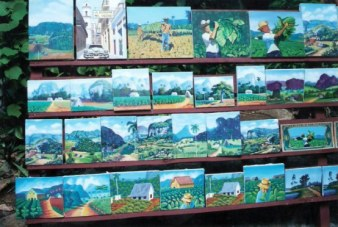 Paintings for sale - Pinar – Cuba
