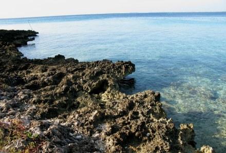 Petrified-lava-Bay-of-Pigs-Cuba