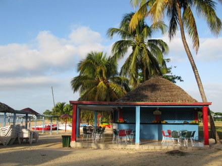 Playa Largo Resort beach Bay of Pigs Cuba