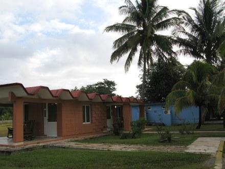 Playa Largo Resort cabanas Bay of Pigs Cuba