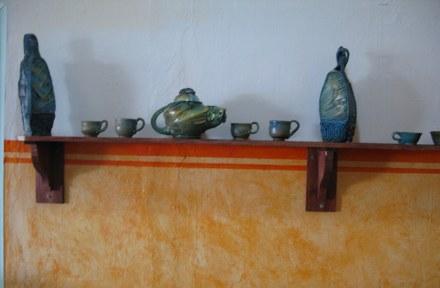 Playa Largo Resort pottery Bay of Pigs Cuba
