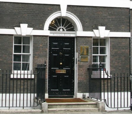 Pushkin House in Bloomsbury London